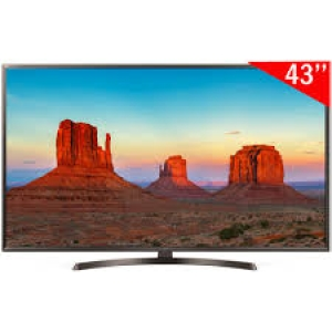 Smart Tivi LG 4K 43 inch 43UK6340PTF